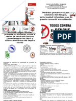 Programa Dengue