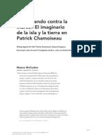 ¿escribiendo contra la marea? el imaginario de la isla y la tierra en Patrick Chamoiseau