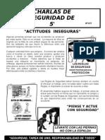 ACTITUDES INSEGURAS (2)