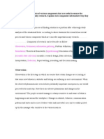 Research Process  (Sekaran, Uma)