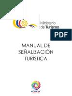 MINTUR Manual Señalización Turística Ecuador