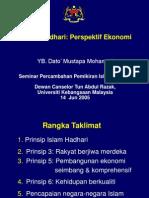 Kuliah 8b Islam Hadari