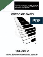 Curso de Piano Vol.2