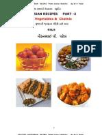 VEG-Gujarati RECIPES (Spices)
