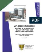 Turbocor Air Cooled