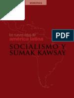 SENPLADES Socialismo y Sumak Kawsay