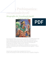 Poesia Prehispanica