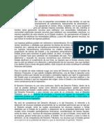 Derechderecho tributario chileno
