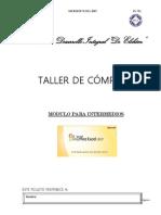 folleto Excel2007