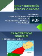 Presentación - Guajira