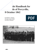 Staff Ride Handbook for the Battle of Perryville 8 October 1862