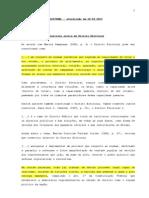 130171493 Resumo de Direito Eleitoral Marco de 2013