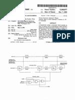 Digital Beamforming and Filtering Circuit US5268877