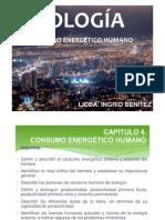 Clase 7 Consumo Energetico Humano