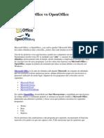 Microsoft Office vs OpenOffice.docx