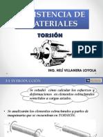 3. Torsión