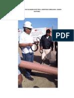 Proceso Constructivo Cachimba Inyectada + Montura