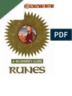 A Beginners Guide - Runes