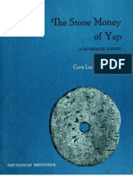 Gillilland Stone Money of Yap