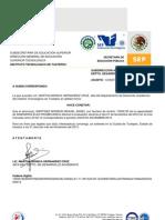 Evaluacion Docente Agosto-Diciembre 2012