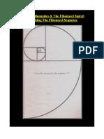 Vortex Mathematics & The Fibonacci Spiral