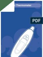 Termometro Digital de Oido Graco