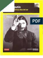 7.- Rasputín y los últimos días del zar