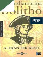 El Guardiamarina Bolitho - Alexander Kent