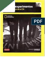 9.- Los Experimentos Secretos de La CIA