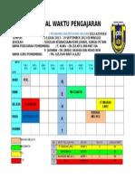 JADUAL WAKTU PENGAJARAN.doc