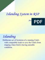 Islanding System