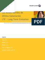 LTE Jornadas Catedra UPM