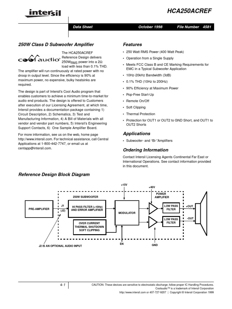 12v 300w Audio Amplifier Circuit Diagram Power Supply Clipping