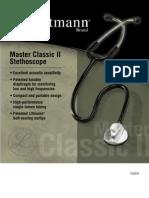 Littmann Master Classic II