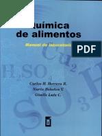 Química de los Alimentos Manual de Laboratorio