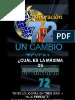 Operacion 72 Corto