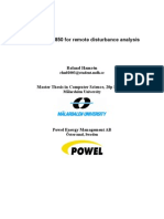 Using IEC 61850 for Remote Disturbance Analysis