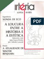 Revista Arteria 0