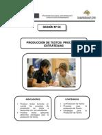 Modulo Produccion de Textos
