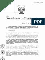 R.M.Nº087..NORMA TECNICA N084 GUIA CLINICA DENGUE (1)
