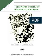 Leopard Conflict Management