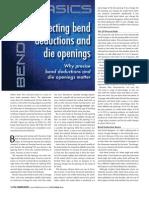 Pipe Bending Basics - The Fabricator