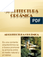 arquitecturaorgnica-130224120556-phpapp01