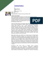 SOSI4206 Teori Sosiologi Modern