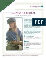 Chanson en Crochet