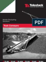 Telestack Tracked Conveyors Brochure
