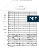 Tchaikovsky-Nutcracker Suite, Op. 71a