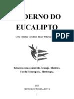 Caderno Do Eucalipto