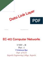 3. Computer Networks Unit-II Part 1
