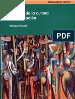 139470272 Enrique Dussel Filosofia de La Cultura y La Liberacion 2006